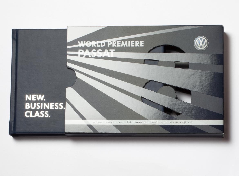 pressemappen | fineprint | volkswagen passat