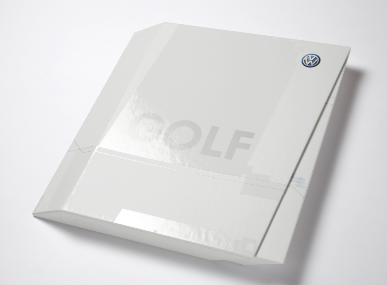 pressemappe golf