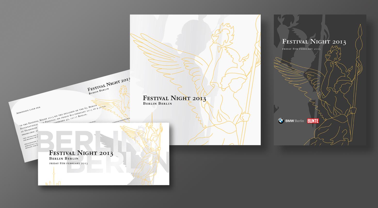 Festival Night 2013 – BURDA