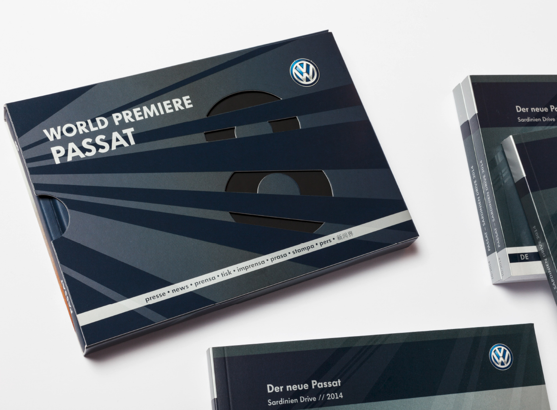 VW Passat 8
