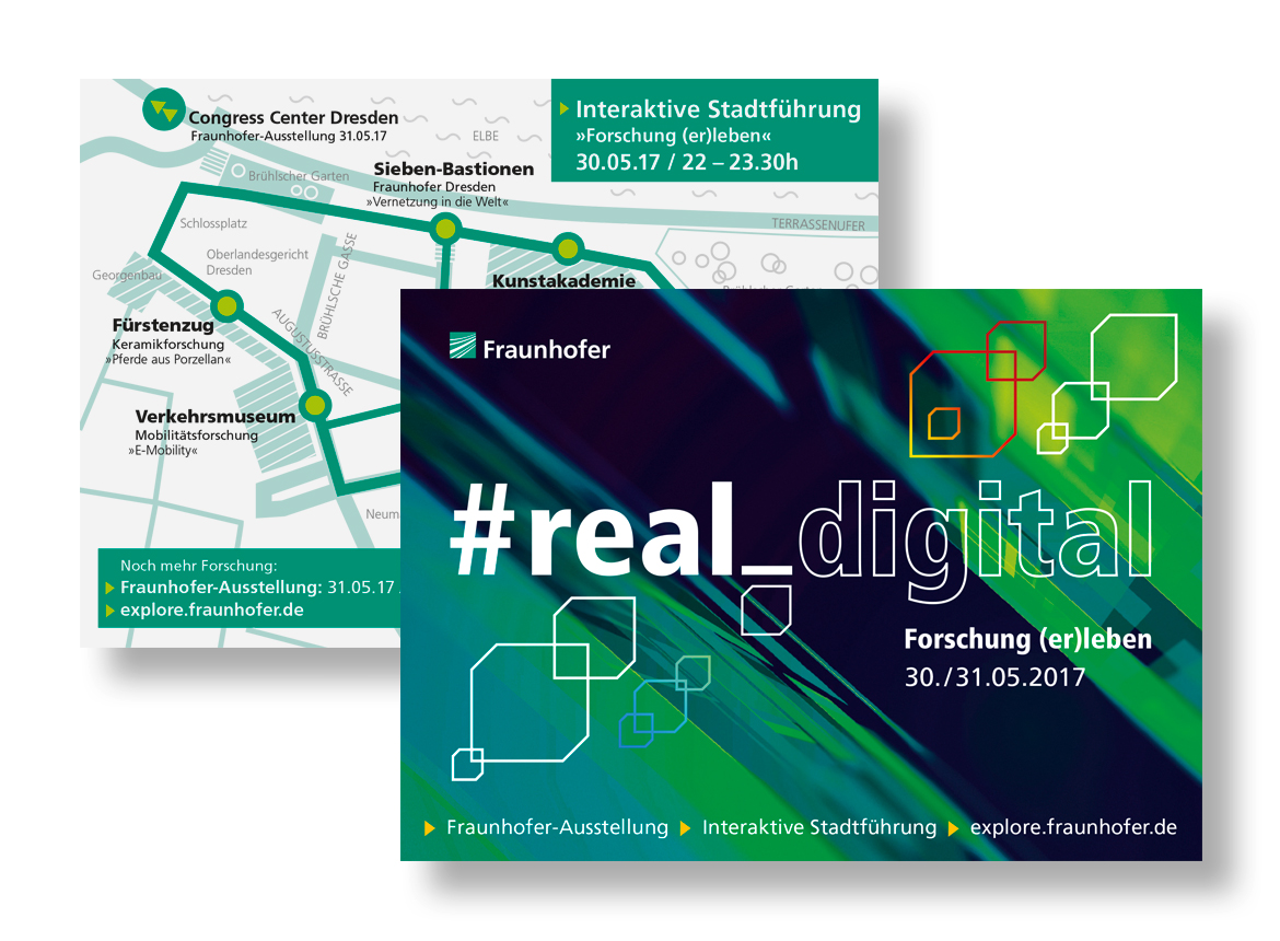 #real.digital – Fraunhofer 2017